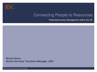 Connecting People to Resources