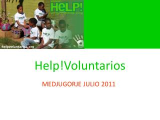 Help!Voluntarios