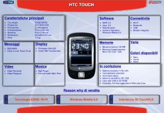 HTC TOUCH
