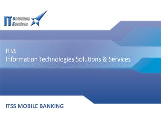 ITSS Information Technologies Solutions & Services