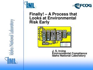 Finally! – A Process that Looks at Environmental Risk Early