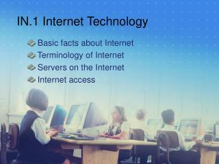 IN.1 Internet Technology