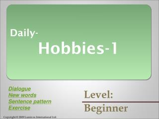 Daily- Hobbies-1