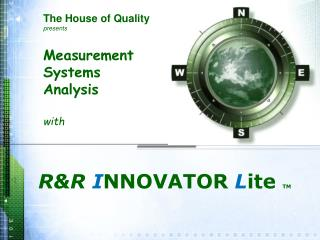 Measurement  Systems  Analysis with