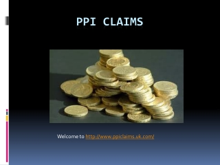 PPI Claims- Things to Know