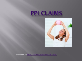Mis Sold PPI- What to Do