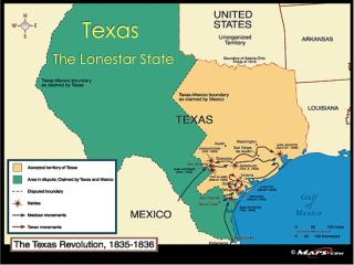 Texas  The Lonestar State