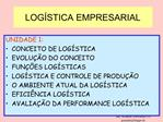 LOG STICA EMPRESARIAL