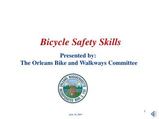 Bicycle Safety Skills