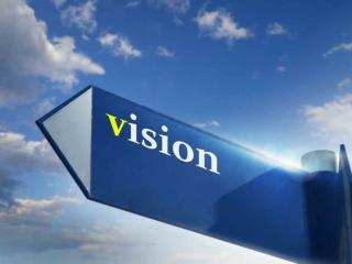 Why is 'God given'  vision  so important?