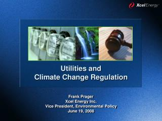Utilities and  Climate Change Regulation
