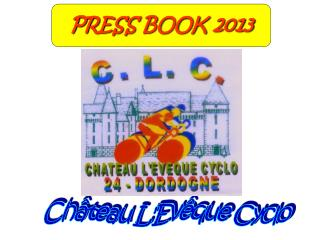 PRESS BOOK 2013