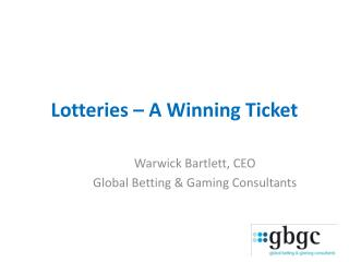 Lotteries – A Winning Ticket