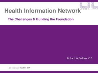 Health Information Network