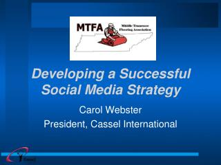 Developing a Successful Social Media Strategy
