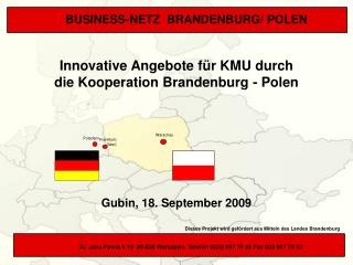 BUSINESS-NETZ BRANDENBURG /  POL EN