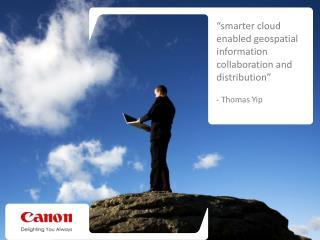 The Canon Cloud Advantage