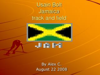Usain Bolt    Jamaica track and field