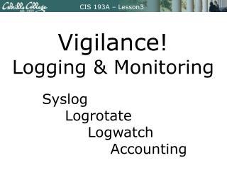 CIS 193A – Lesson3