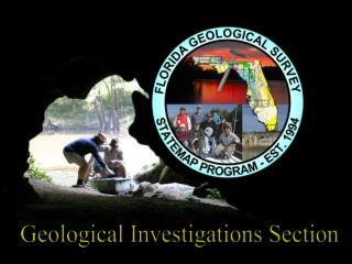 Geological Investigations Section