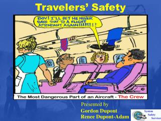 Travelers' Safety