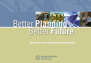 Delivering a more competitive South Australia