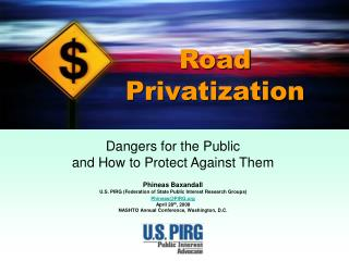 Road Privatization