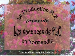 La Production M.D.