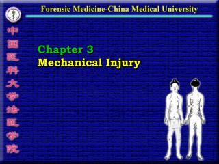 Chapter 3 Mechanical Injury