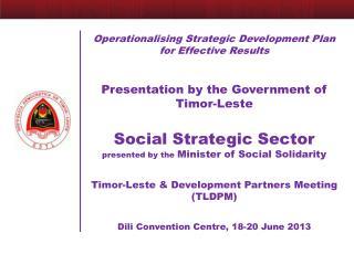 Strategic Development Plan
