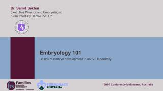Embryology 101