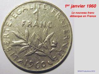 1 er  janvier 1960