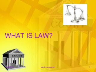 WHAT IS LAW?