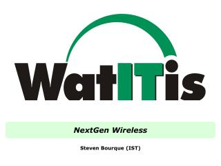 NextGen Wireless