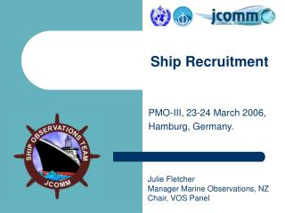 Ship Recruitment