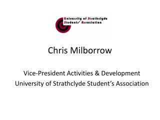 Chris Milborrow