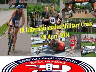 16.Internationales  Military Cross 26 April 2014