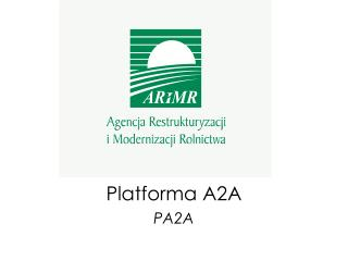 Platforma A2A PA2A