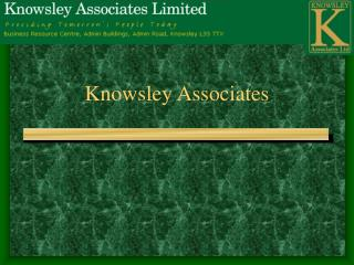 Knowsley Associates