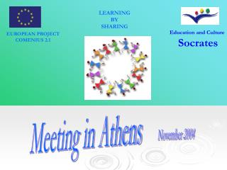 Meeting in Athens