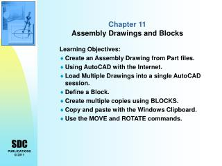 Chapter 11  Assembly Drawings and Blocks