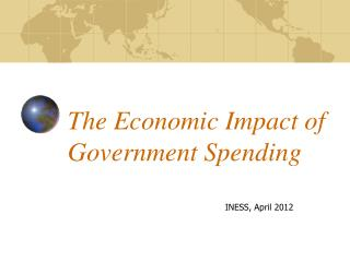 The Economic Impact of Government Spending