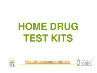 Home Drug Test Kits