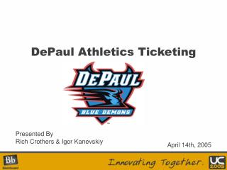 DePaul Athletics Ticketing
