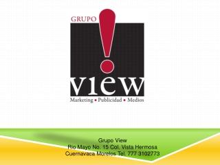 Grupo View México