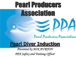 Pearl Producers Association