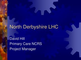North Derbyshire LHC