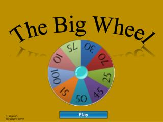The Big Wheel