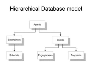 Hierarchical Database model