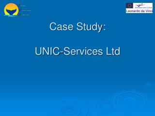 Case Study: UNIC-Services Ltd